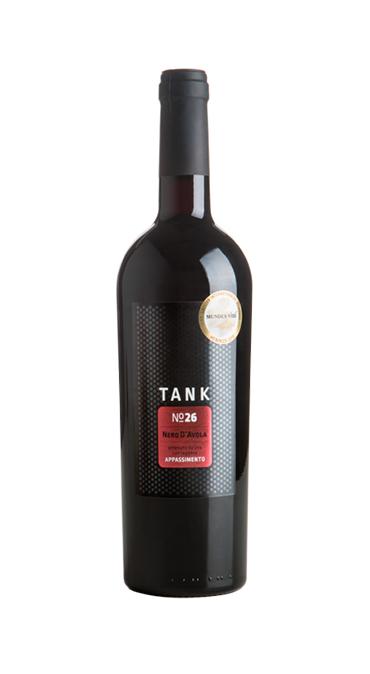 Nero D'Avola Appassimento Tank N°26