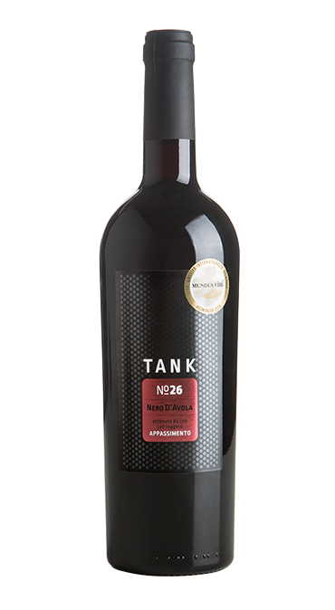 Nero D'Avola Sicilia DOC Appassimento Tank N°26